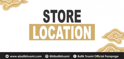 Store Location BT Batik Trusmi